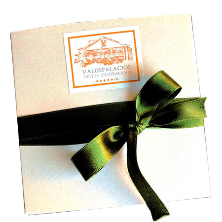 Hotel Valdepalacios gift boxes, the gift to always be right